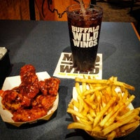 Photo taken at Buffalo Wild Wings by Cameron A. on 3/13/2016