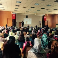 Photo taken at aşık efkârı kültür salonu by Tuğçe Y. on 3/8/2015