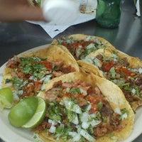 Photo taken at Tacos & Quecas de la Cruz Roja by George S. on 5/31/2013