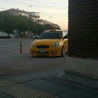Photo taken at Adliye Taksi Durağı by Mehmet A. on 7/22/2015