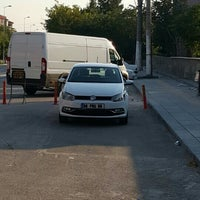 Photo taken at Adliye Taksi Durağı by Mehmet A. on 7/26/2015