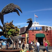 Photo taken at Pier 39 by 徘徊旅人  M. on 3/2/2013