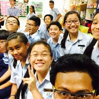 Photo taken at Pcf Tampines East 3-in-1 Family Centre by Shamin L. on 2/13/2014