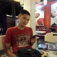 Photo taken at Sekar cafe n Resto by Upik K. on 11/3/2013