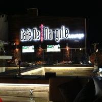 Photo taken at Cafè De Nargile by Sinem S. on 7/23/2013