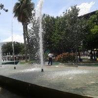 Photo taken at Fundidora Park by Mayi V. on 7/14/2013