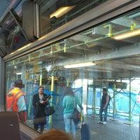 Photo taken at East Croydon Railway Station (ECR) by Alina C. on 5/21/2014