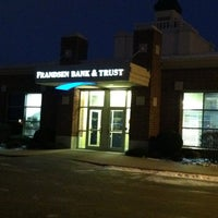 Photo taken at Frandsen Bank & Trust by Stacey P. on 12/17/2012