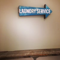 Photo taken at Laundry Service / Cycle by Becca B. on 7/18/2014
