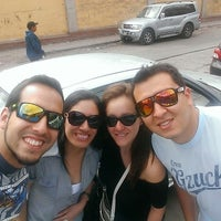 "Photo taken at Cevicheria ""El Galpon"" by Deisy O. on 11/19/2014"