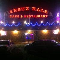 Photo taken at Arsuz Kale Restaurant by Mst on 12/19/2013