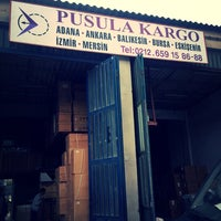 Photo taken at Pusula Kargo by Wysl on 6/3/2014