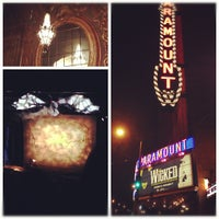 Photo taken at Paramount Theatre by Jenn H. on 11/1/2012