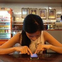 Photo taken at Restoran Lotus (Restaurant) by Harris A. on 6/9/2013