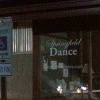 Photo taken at Springfield Dance by Lisa W. on 4/10/2013