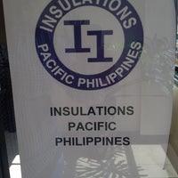 Photo taken at Insulations Pacific Philippines by Juani B. on 12/12/2013