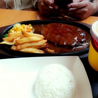 Photo taken at Fiesta Steak by gusna n. on 5/5/2014