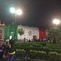 Photo taken at Delegación Coyoacán by Gretel Patricia O. on 9/20/2015