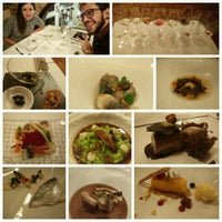 Photo taken at Restaurant el Torreó de l'Indià - 1* Michelín by Rousis F. on 9/29/2016