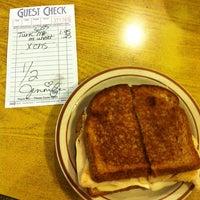 Photo taken at Golden Waffle by Jennifer T. on 10/5/2013