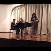 10/6/2013에 Marcela M.님이 Conservatório Brasileiro de Música에서 찍은 사진