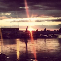 Photo taken at Phoenix Sky Harbor International Airport (PHX) by Andrew G. on 7/25/2013