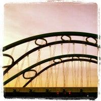 Photo taken at Gateway Bridge by Greg S. on 6/7/2013