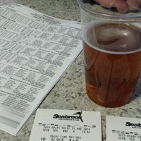 Photo taken at Seabrook Greyhound Park and Poker Room by Darlene B. on 3/15/2014