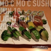 Photo taken at Mo C Mo C Japanese Cuisine by Roxy &. on 6/11/2013