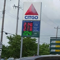 Photo taken at Citgo by Christopher G. on 6/4/2016