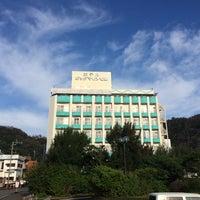 Photo taken at ホテル ビッグマリン奄美 by mimizun💮 on 7/1/2014