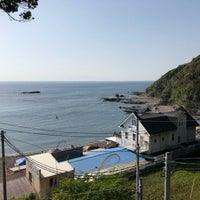 Foto tirada no(a) 荒井浜海水浴場 por mimizun💮 em 4/29/2018