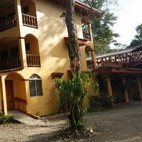 Photo taken at Hotel Tres Banderas by José David A. on 4/7/2015