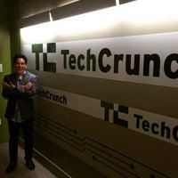 Photo taken at TechCrunch HQ by Aya Z. on 6/10/2015