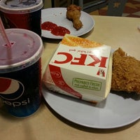 Photo taken at KFC by bell t. on 11/8/2013
