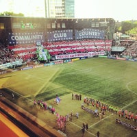 Photo taken at Providence Park by Richard F. on 7/10/2013