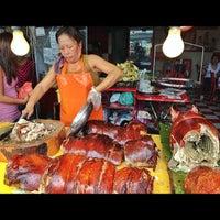 Photo taken at Jai Alai Lechon Strip by Philip P. on 9/29/2013