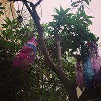 Photo taken at Jalan Selat Panjang by Tjong K. on 10/7/2014