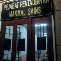 Photo taken at Matrikulasi Kuala Pilah by Iem Z. on 4/30/2013