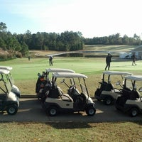 Photo taken at The Golf Club at Brickshire by J on 10/18/2013