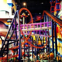 Photo taken at Berjaya Times Square Theme Park by Ben N. on 12/15/2012