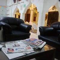 Photo taken at Qatif Public Library مكتبة القطيف العامة by Fatimah A. on 5/1/2014