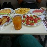 Photo taken at Kibrit Cafe by ✌🏻️ on 7/31/2014