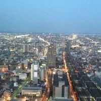 Photo taken at Okura Act City Hotel Hamamatsu by tsukkasa on 3/13/2015