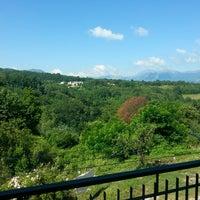 Photo taken at hotel santa Filomena by Ariadni D. on 6/21/2014