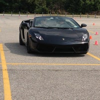 Photo taken at Gotham Dream Car Sprint by Christina S. on 6/23/2013