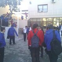 Photo taken at Amerikan Sağlık Koleji by Uğur Can Ü. on 11/8/2013