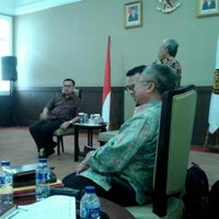 Photo taken at Kementerian Energi dan Sumber Daya Mineral RI by Ika D. on 5/3/2016