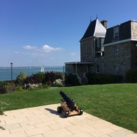 Photo taken at Royal Yacht Squadron by Kirill F. on 8/27/2017