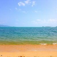 Das Foto wurde bei Peace Resort Samui von Катрин Ш. am 2/20/2016 aufgenommen